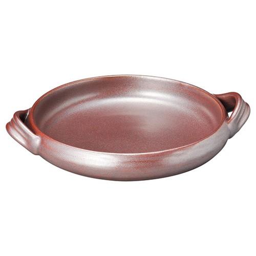 54621-480 鉄砂7号耐熱プレート(厚口)|業務用食器カタログ陶里30号
