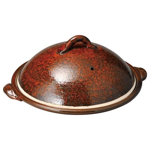 54702-430 10号陶板(蓋付)|業務用食器カタログ陶里30号