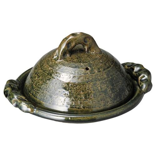 54705-430 織部8.0陶板|業務用食器カタログ陶里30号