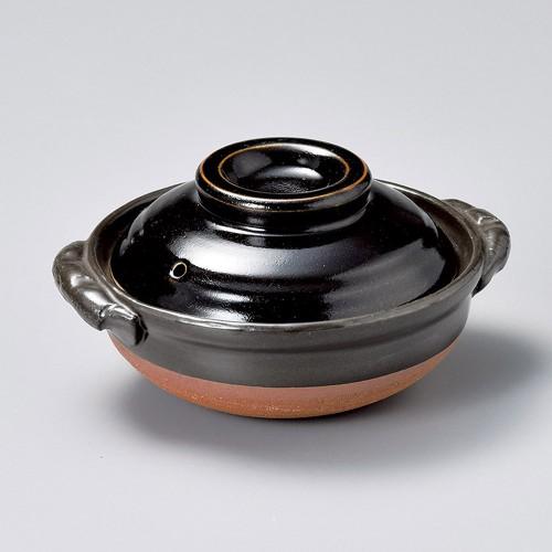 55021-350 天目5.5深鍋|業務用食器カタログ陶里30号