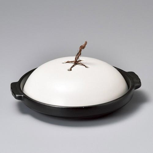 55117-220 白陶板6.5号|業務用食器カタログ陶里30号