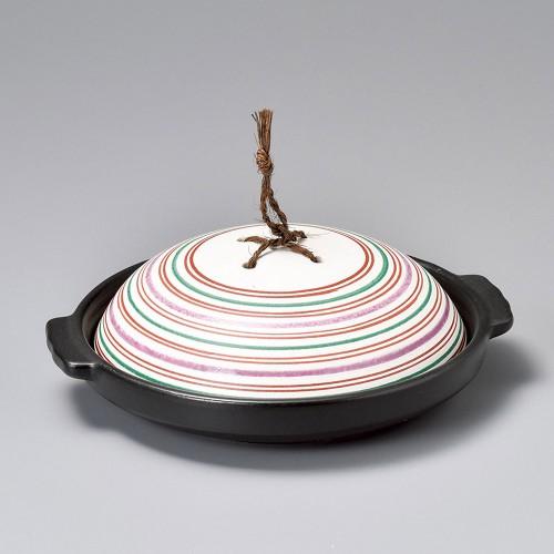 55118-220 手書きこま筋陶板|業務用食器カタログ陶里30号