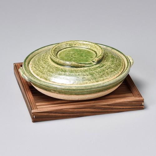 55126-430 織部柳川鍋|業務用食器カタログ陶里30号