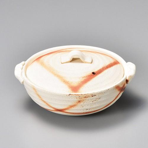 55405-460 焼締火だすき 5.0土鍋 業務用食器カタログ陶里30号