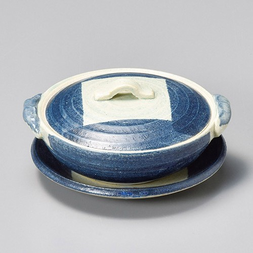 55408-460 ごす巻3.5土鍋 業務用食器カタログ陶里30号