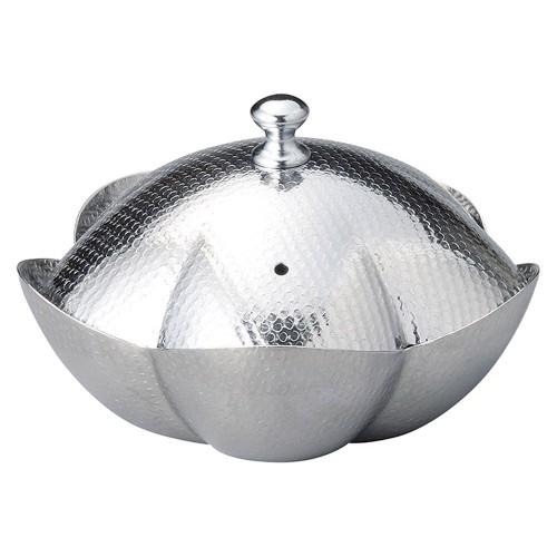 56002-330 しぐれ鍋 小梅 蓋付(M11-038)|業務用食器カタログ陶里30号