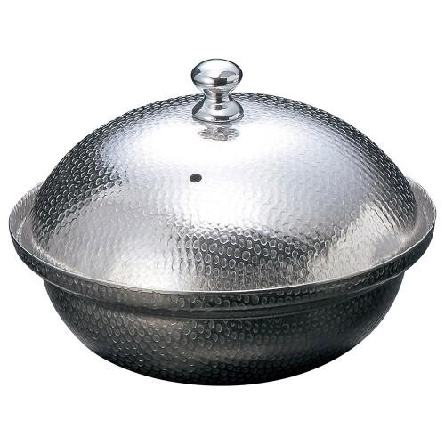 56008-330 しぐれ鍋 小丸 蓋付(M11-036)|業務用食器カタログ陶里30号