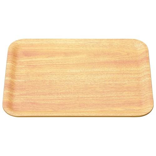 56104-330 ユニバーサルトレーノンスリップ 薄木目小(M44-388)|業務用食器カタログ陶里30号