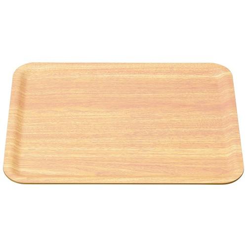 56105-330 ユニバーサルトレーノンスリップ 薄木目中(M44-389)|業務用食器カタログ陶里30号