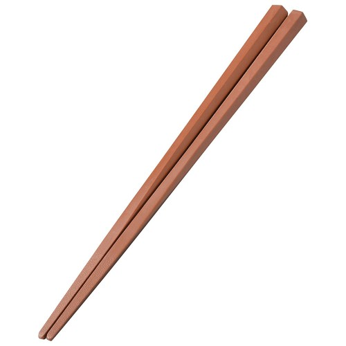 56118-330 六角先四角茶SPS箸(M10-177) 業務用食器カタログ陶里30号
