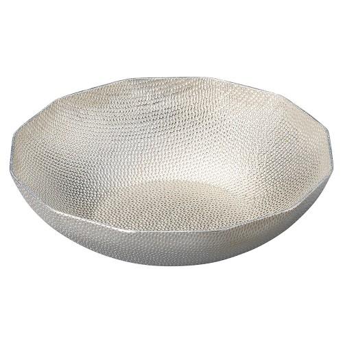 56122-330 しぐれ鍋 ゆき(大)ステンレス(M11-068)|業務用食器カタログ陶里30号