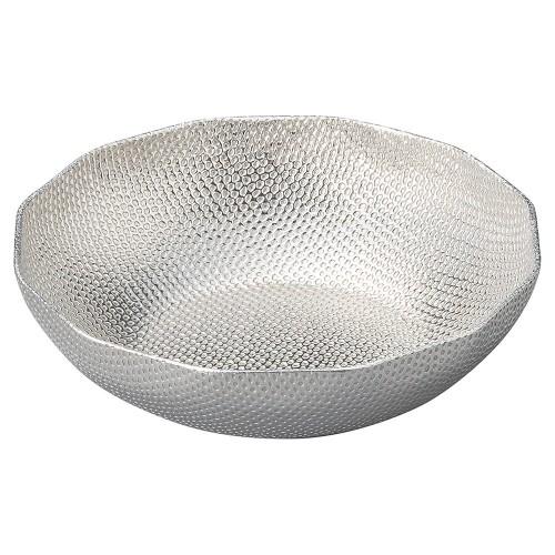 56124-330 しぐれ鍋 ゆき(小)ステンレス(M11-070) 業務用食器カタログ陶里30号