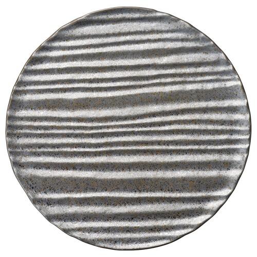 56216-830 和流 25cmサークルプレート(弥勒)|業務用食器カタログ陶里30号