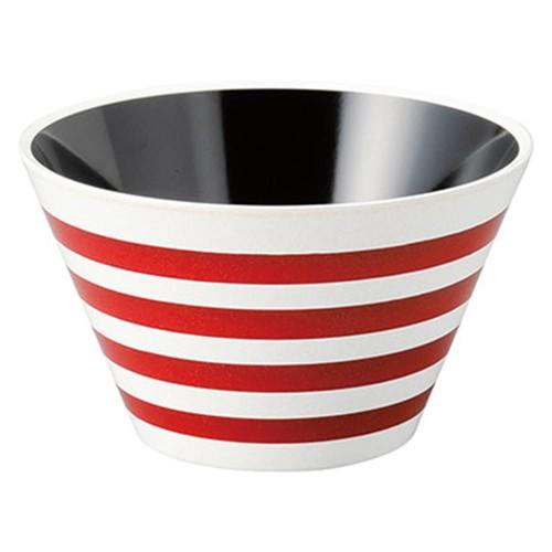 67603-560 [TA]エスポワールカップ 白朱パール|業務用食器カタログ陶里30号