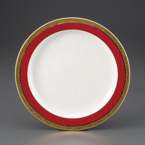 69611-050 マロンゴールド10吋皿|業務用食器カタログ陶里30号