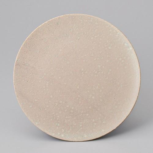 69622-120 グレージュスポットプレートL|業務用食器カタログ陶里30号