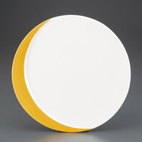 69702-180 ゴールドムーン27cm丸皿|業務用食器カタログ陶里30号