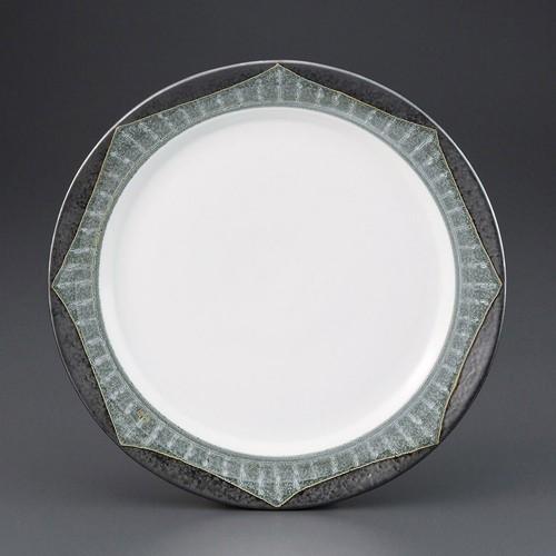 69806-160 和織9.0皿|業務用食器カタログ陶里30号