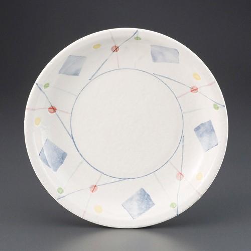 69821-180 パステル9.5パスタ皿|業務用食器カタログ陶里30号