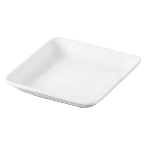 70002-150 スワン角取皿白|業務用食器カタログ陶里30号