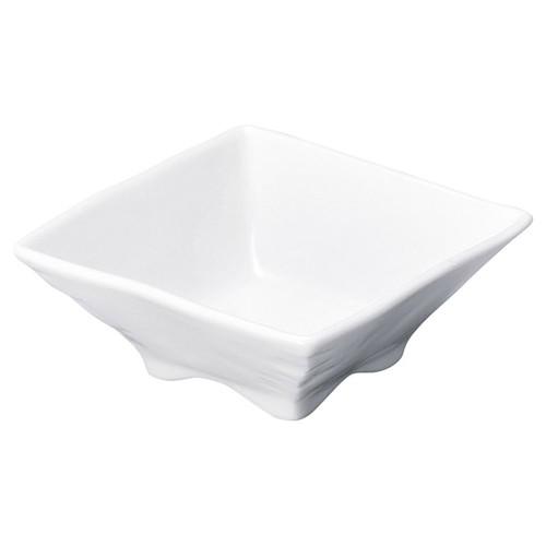 70005-180 白四角小鉢|業務用食器カタログ陶里30号