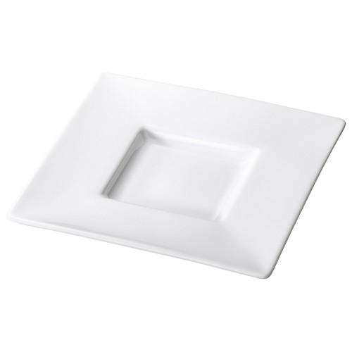 70028-080 白磁プリムプレートM|業務用食器カタログ陶里30号