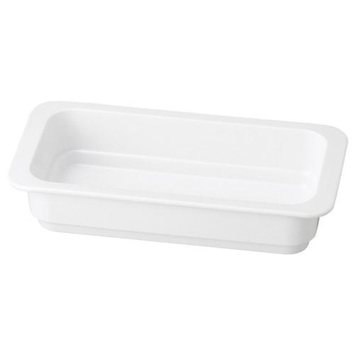 71405-110 バンケットディッシュ1/3 6.5cm 業務用食器カタログ陶里30号