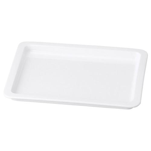 71406-110 バンケットディッシュ1/2 2.5cm 業務用食器カタログ陶里30号