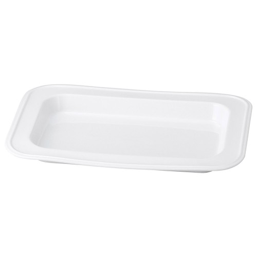 71501-110 16吋用角フードパン 業務用食器カタログ陶里30号