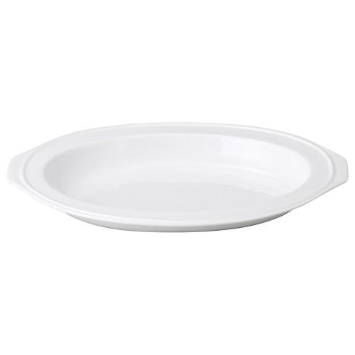 71504-110 15.5吋用小判フードパン 業務用食器カタログ陶里30号