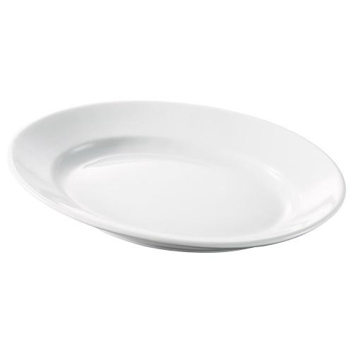 71506-330 白エトナ25cm 業務用食器カタログ陶里30号