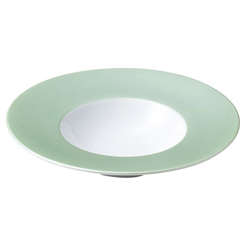 72207-110 グランシェフ 21cmスープボール(GR) 業務用食器カタログ陶里30号