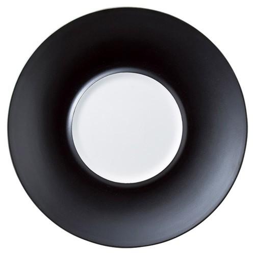 72223-110 グランシェフ RR27cmプレート(BR) 業務用食器カタログ陶里30号