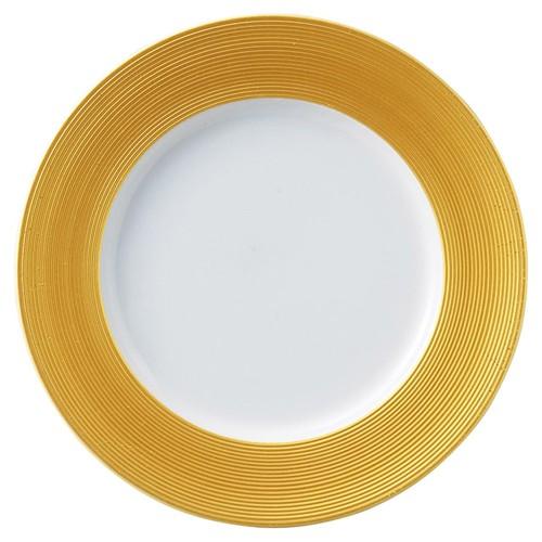 72227-110 グランシェフ INF27.5cmプレート(GL) 業務用食器カタログ陶里30号