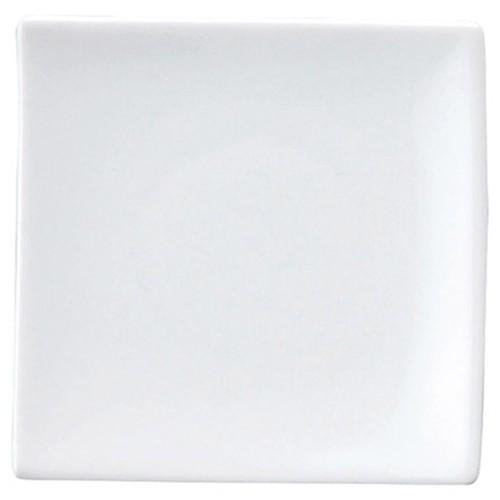 72730-050 スタイルⅡ ア-バン角皿1P(白)|業務用食器カタログ陶里30号