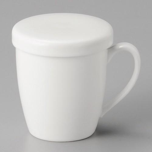 72742-050 スタイルⅡ 蓋付マグカップ(丸)|業務用食器カタログ陶里30号