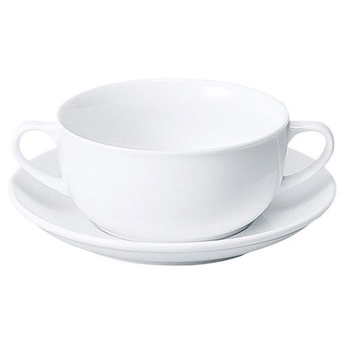 73238-170 U.E.玉(YUW) ブイヨン碗皿 業務用食器カタログ陶里30号