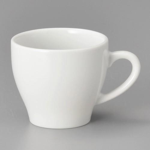 74417-180 アイリス(ホワイト) コーヒー碗|業務用食器カタログ陶里30号