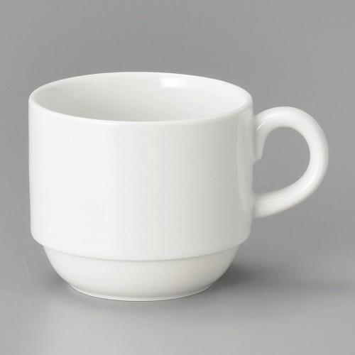 74419-180 アイリス(ホワイト) スタックコーヒー碗|業務用食器カタログ陶里30号