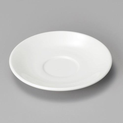 74422-180 アイリス(ホワイト) 受皿|業務用食器カタログ陶里30号