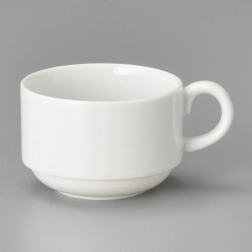 74423-180 アイリス(ホワイト) スタック兼用碗|業務用食器カタログ陶里30号