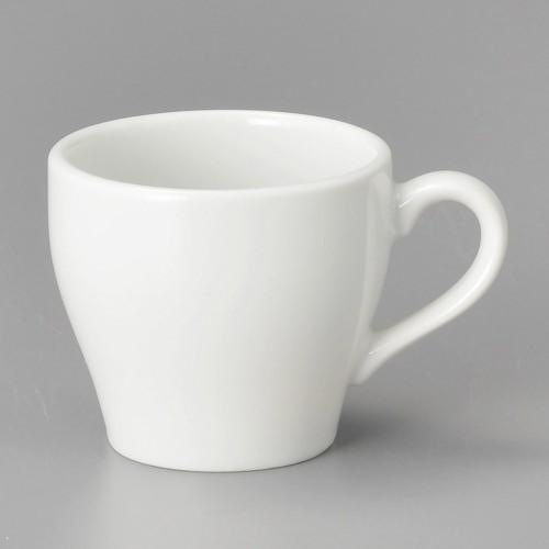 74425-180 アイリス(ホワイト) エスプレッソ碗|業務用食器カタログ陶里30号