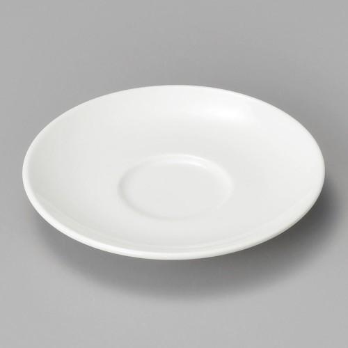 74426-180 アイリス(ホワイト) エスプレッソ受皿|業務用食器カタログ陶里30号
