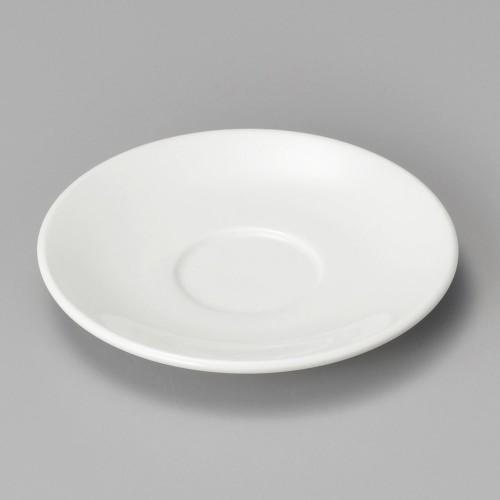 74428-180 アイリス(ホワイト) 受皿|業務用食器カタログ陶里30号