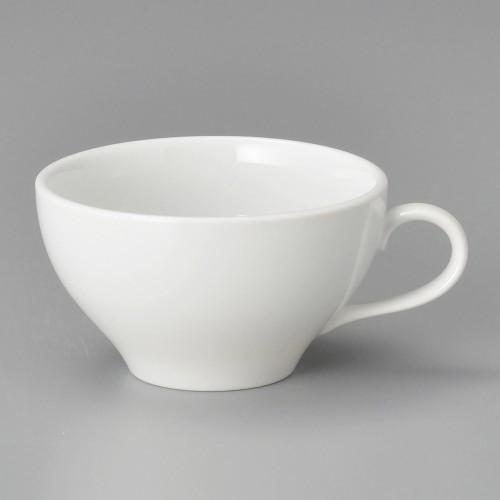 74429-180 アイリス(ホワイト) スープ碗|業務用食器カタログ陶里30号