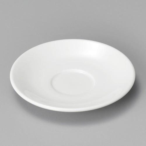 74430-180 アイリス(ホワイト) 受皿|業務用食器カタログ陶里30号