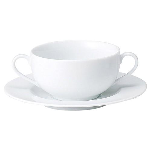 74875-170 U.E ブイヨン碗皿 業務用食器カタログ陶里30号