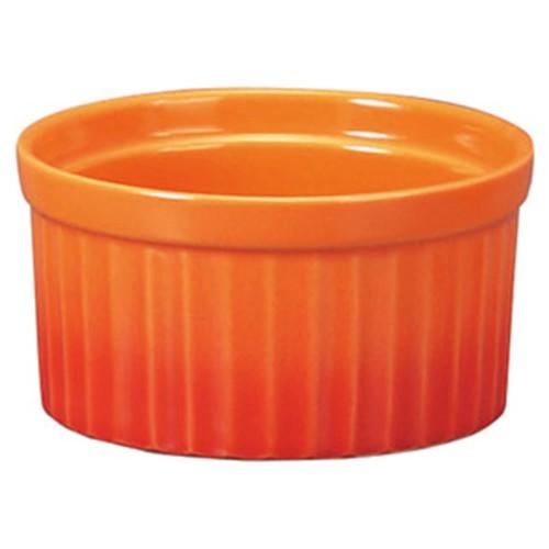 78020-110 コローレ オレンジスフレ(L)|業務用食器カタログ陶里30号
