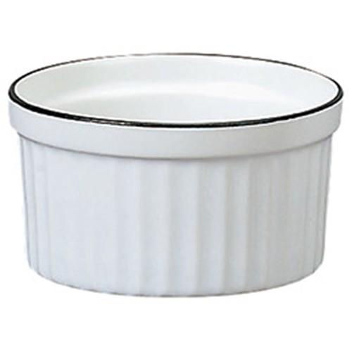 78061-110 コロ-レ ホワイトスフレ(M)|業務用食器カタログ陶里30号