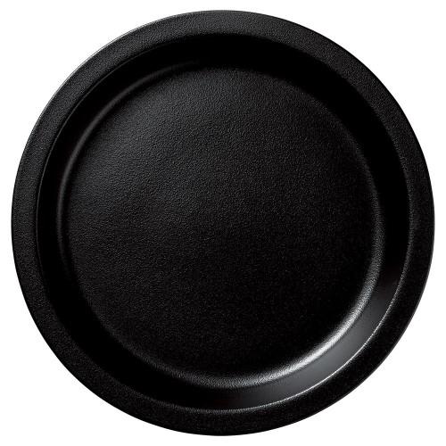 78101-250 ガストロノームパン(UAE) 丸型深L黒|業務用食器カタログ陶里30号